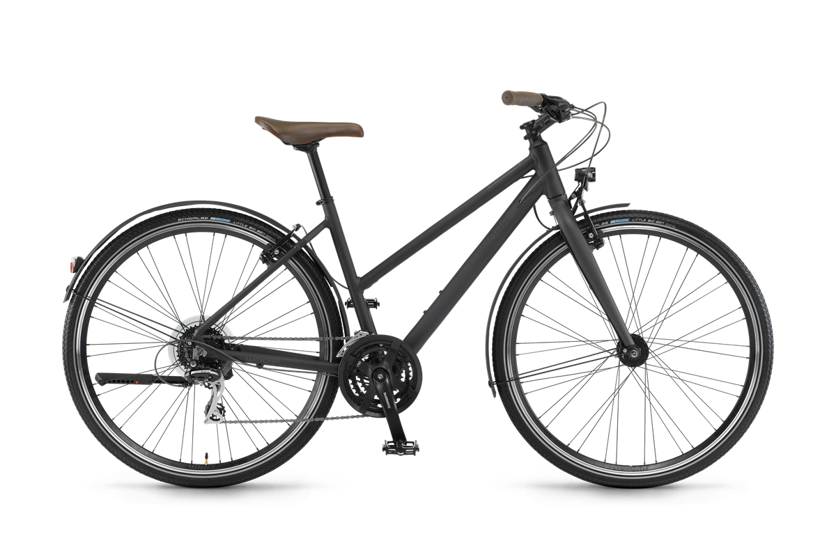 Winora Flitzer Ladies Bike product image on transparent background
