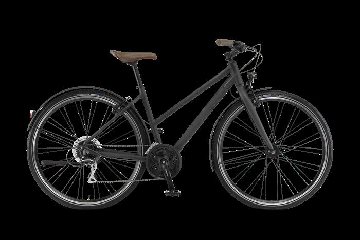 Winora Flitzer Ladies Bike product image on transparent backgroundg
