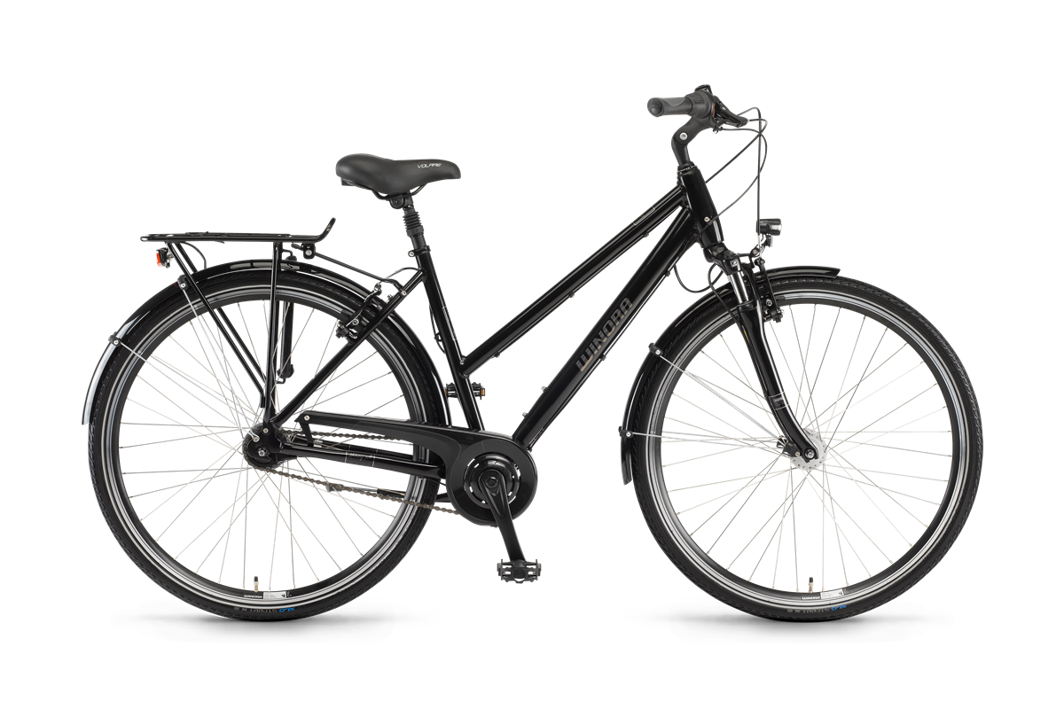 Winora Holiday N7 Ladies Bike product image on transparent background