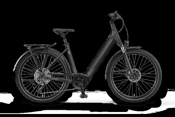 Comfortable E Bike Winora Comfort City E Bikes