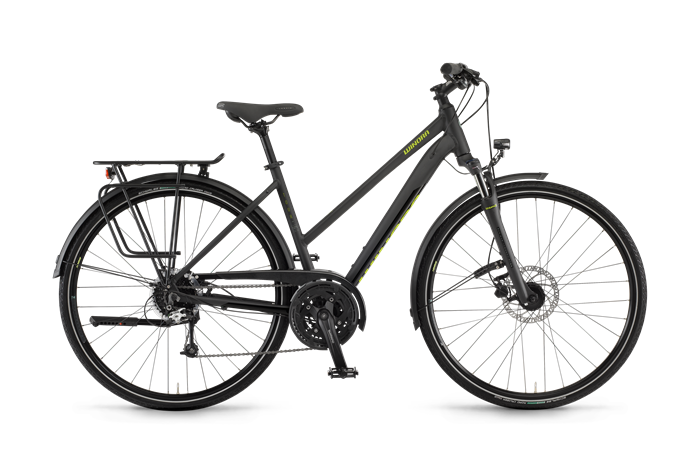 Winora Domingo 27Disc Ladies Trekking Bike product image on transparent background