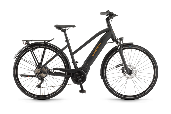 Winora Sinus i10 Ladies City E-Bike product image on transparent background
