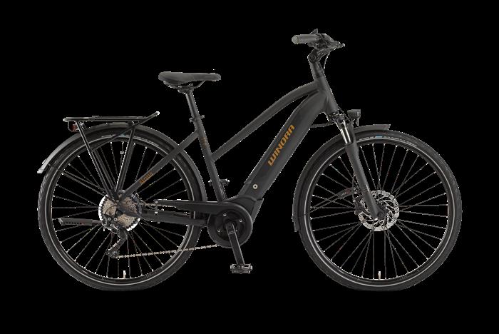 Image du produit Winora Sinus i10 Ladies City E-Bike sur fond transparent
