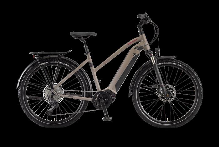 Image du produit Winora Sinus iX12 Ladies Trekking E-Bike sur fond transparent