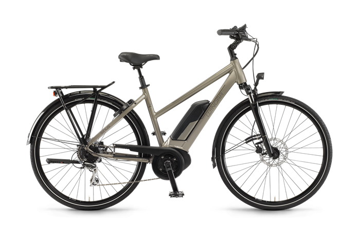 Winora Sinus Tria 8 Ladies City E-Bike product image on transparent background