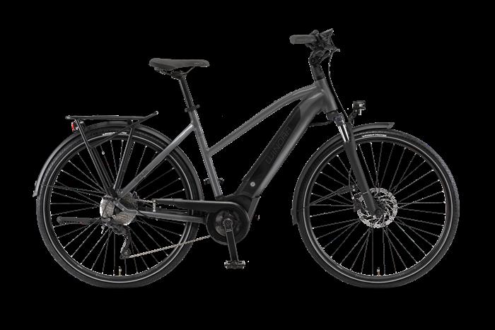Winora Sinus i9 Ladies City E-Bike product image on transparent background