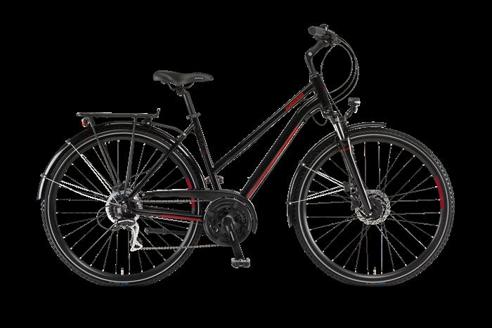 Winora Domingo 24Disc Ladies Trekking Bike product image on transparent background