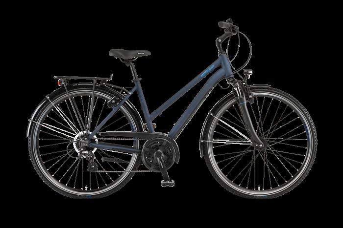 Winora Domingo 24HS Ladies Trekking Bike product image on transparent background