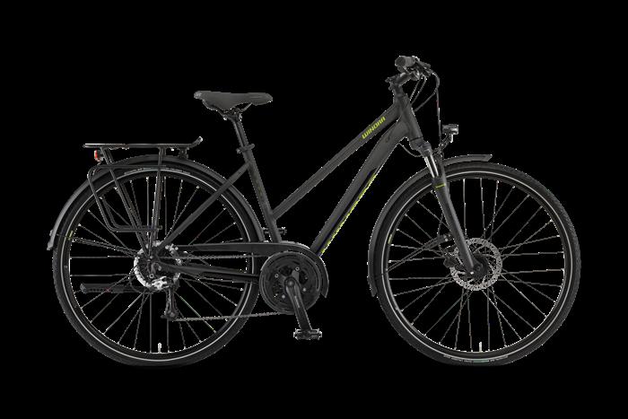 Winora Domingo 27Disc Ladies Trekking Bike product image on transparent background