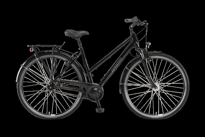 Winora Holiday N7 Ladies Bike product image on transparent background