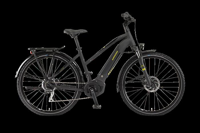 Winora Yucatan i8 Ladies Trekking E-Bike product image on transparent background