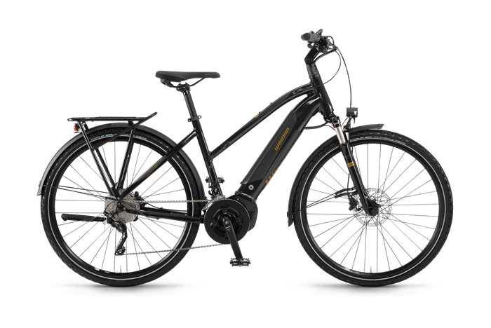 Winora Yucatan i20 Ladies Trekking E-Bike product image on transparent background